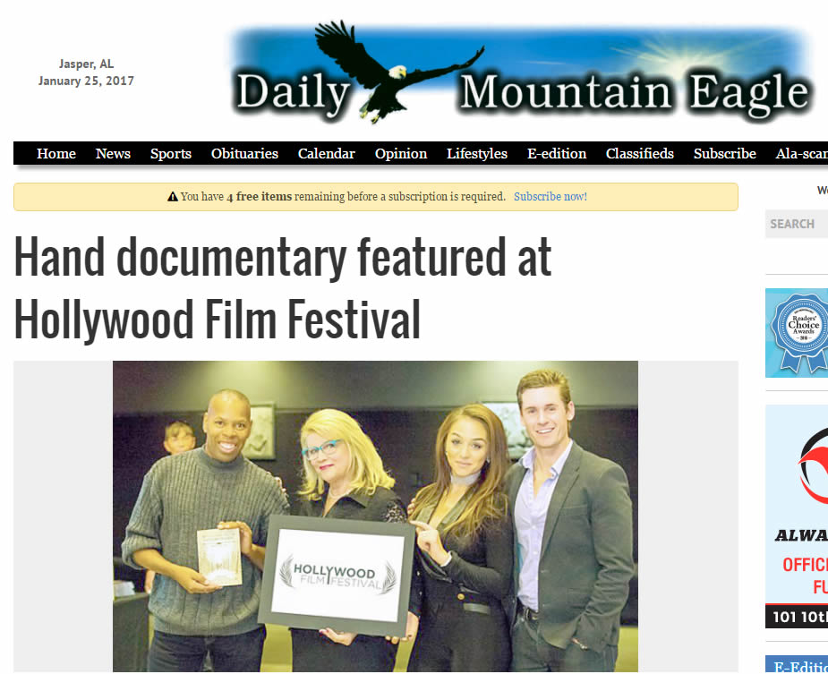 The Last Ride Documentary Featured at Hollywood Film Festival
