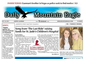 Daily Mountain Eagle Highlights Edie Hand & Victoria Renée
