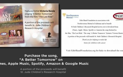 """A Better Tomorrow"" Sung by Victoria Renée Debuts on iTunes"
