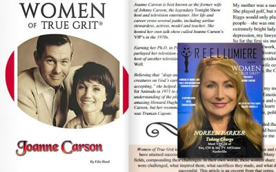 Reel Lumiere Magazine Features Women of True Grit Feature