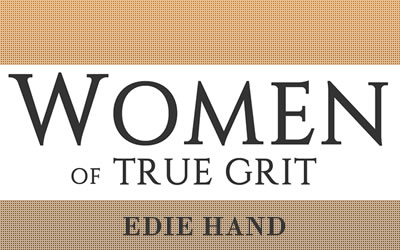 Edie Hand's New Book, Coming Fall of 2021