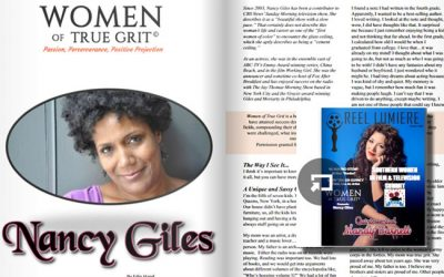 Women of True Grit Article in Oct. Issue