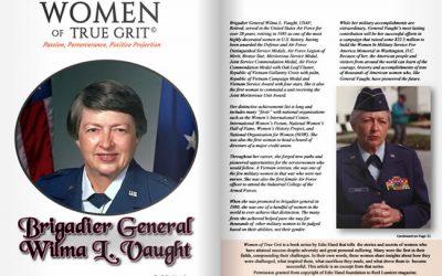 Women of True Grit- Nov Issue