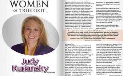 Women of True Grit Article -Jan Issue