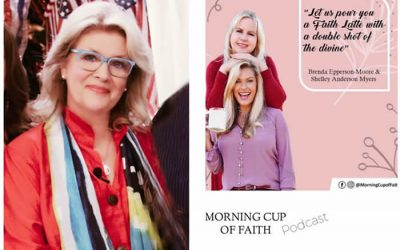 Edie Hand on Morning Cup of Faith Podcast